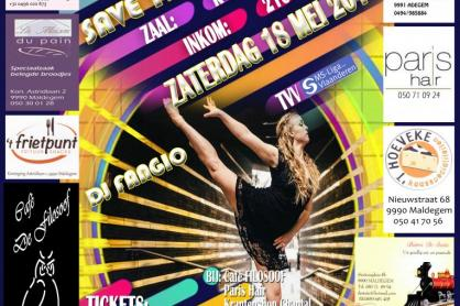 affiche save the dance