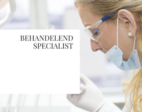 behandelend specialist