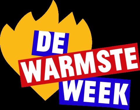 de warmste week logo