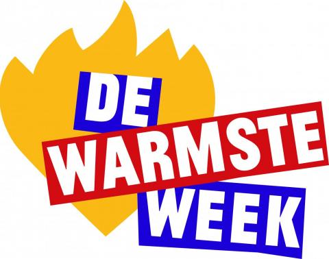 logo de warmste week