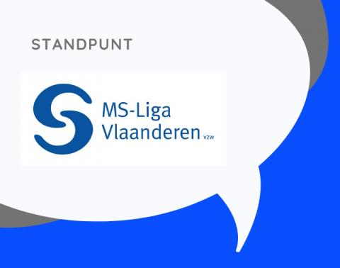standpunt MS-Liga Vlaanderen